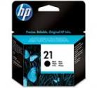 HP #21 Black Ink Cartridge 185 pages
